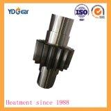 Módulo de gran eje de transmisión, árbol utilizado en la industria del cemento
