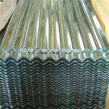 Tetto ondulato d'acciaio della lamiera sottile del tetto variopinto rivestito dello zinco da vendere