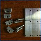 Präzision CNC-maschinell bearbeitende Stahlteile