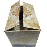 Caja de cartón ondulado embalaje plegable