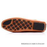 Тапка кожи Loafer людей способа вскользь обувает Srx0907-1 (19)