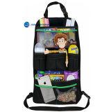 Organizzatore durevole per gli accessori di corsa del bambino, memoria del giocattolo dei capretti, protezione del sedile posteriore/stuoia del sedile posteriore dell'automobile di scossa
