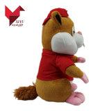 Jouet neuf d'écureuil de peluche de Hotsale de modèle pour des gosses