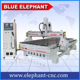 Blauwe Olifant 3 As CNC van 1530 Combinaties de Machines van de Houtbewerking van de Router voor het Houten Maken van de Deur