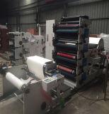 Farbe der Flexo Drucken-Maschinen-4 mit dem Drehstempelschneiden