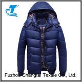 Los hombres más calientes caliente el relleno de chaqueta de invierno