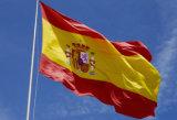Национальный флаг высокого качества, флаг страны, флаг Испании