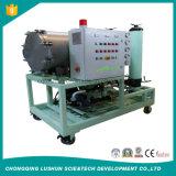 Purificador de aceite usado, reciclado de aceite combustible, purificador de aceite ligero (RG)