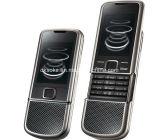 Carbone 8800 pour le téléphone mobile d'affaires de Nokia avec le clavier russe