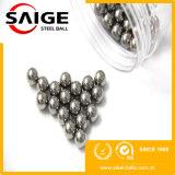 bola de acero inoxidable libre G100 de la muestra de 5.97m m para el rodamiento