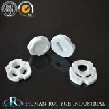 Un 99% de cerámica alúmina disco poroso filtro para la industria química