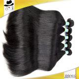 バージン10AブラジルのRemyの人間の毛髪