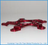China maquinado CNC de alta qualidade Personalizada parte do alumínio