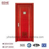 Sala de vidro de abertura e fechamento da porta de madeira para Home