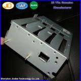Подгонянный металлический лист CNC подвергая механической обработке штемпелюя части для самолета