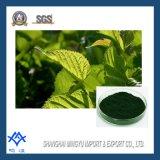 Het hete Verkopende Koper Chlorophyllin van het Natrium van de Kleurstof van 100% Natuurlijke