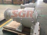 Reductor de velocidad ranurado interno del engranaje planetario del eje de Sgr, motor con engranajes, cajas de engranajes juntadas con el motor de ABB