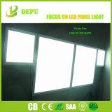 흔들림 자유로운 Ugr<19 100lm/W 세륨 승인되는 LED 천장판 빛 사각 600X600