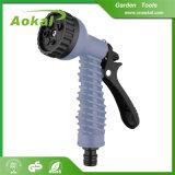 Spruzzatore di pressione del giardino dell'ugello del tubo flessibile della pistola a spruzzo degli strumenti di giardino