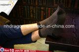 Elegantes Freizeit-Geschäfts-Winter-warmes Mann-Gefäß-hohe Socken