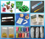 Macchina di plastica del pacchetto di flusso della lama
