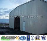 Structure en acier de construction de la construction de l'entrepôt de stockage