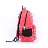 Телец ребенка девочек печатных цветов рюкзак школьные сумки