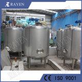 1000L Gallon en acier inoxydable et de refroidissement de chauffage électrique à vapeur double isolant chemisé pour le vieillissement des réacteurs de fermentation cuve de mélange de stockage