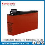Großhandels12v 110ah AGM-vorderer Zugriffs-Solarspeicherbatterie für Telekommunikation