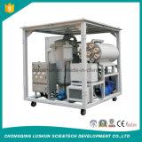 Marca Lushun 6000 litros/h purificador de aceite lubricante multifunción con precios razonables.