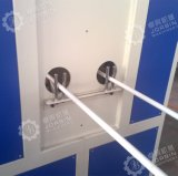 Plastic PVC UPVC Toilets Pipe Extrusion Machine with 2 Pipes