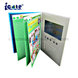 """Impression couleur LCD avec la carte vidéo Pages intérieures 7"""" et module de sons"""