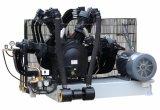Compresor de aire eléctrico industrial de intercambio de dos fases del pistón