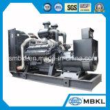 prezzo diesel di Genset della pagina aperta 600kw/750kVA con il funzionamento di Shangchai paralelamente