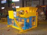 China Novo Produto Qmy6-25 Máquinas de fabrico de tijolos ocos móvel