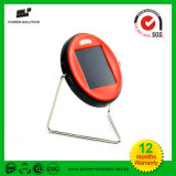 Lámpara solar de la tienda con la función del cargador del teléfono móvil