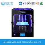 Impresora de escritorio 3D de la mejor del precio de la alta exactitud máquina rápida de la creación de un prototipo