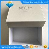 Kundenspezifische Kosmetik, die Papppapiergeschenk-Kasten verpacken