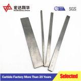 Inserciones de carburo de tungsteno para cuchillos de trabajo de la madera