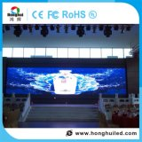 P3.91 P4.81 HD 스크린 단계를 위한 실내 LED 모듈 전시