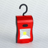 Indicatore luminoso pieghevole del lavoro della PANNOCCHIA 3W LED del magnete dell'amo