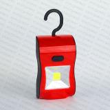 Складная конструкция крюка магнит початков 3W светодиодный фонарь рабочего освещения