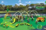 Dia van de Speelplaats van het Stuk speelgoed van de Spelen van kinderen de Grappige Commerciële