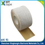 Лента белого запечатывания изоляции бумаги Kraft слипчивого упаковывая