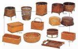 Корзины из бамбука
