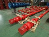 La pompe à turbine vertical (pour lutter contre les incendies)