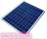 Горячая продавая поликристаллическая панель солнечных батарей 20W
