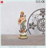 Resina personalizada artesanato figura religiosa Decoração Natividade Definido