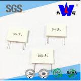 Resistore Wirewound incassato di ceramica di alto potere con RoHS