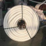 Polyamid-Polyester-Nylonanker-Seil der China-Fabrik-24 doppeltes umsponnenes des Strang-70mm